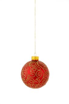 Free A Christmas Ornament Stock Photo - 3396790