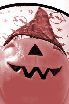 Free Pumpkin Hat Royalty Free Stock Photo - 3397415
