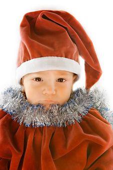 Free Santa Baby Stock Image - 3397501