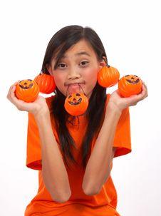 Free Pumpkins Royalty Free Stock Photos - 3397618
