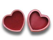 Free Heart Box Royalty Free Stock Photo - 3397665