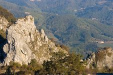 Landscape Of Apennines Royalty Free Stock Images