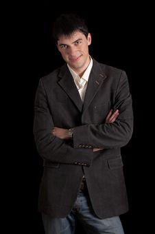 Free Successful Man Stock Image - 3399191