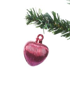 Free Christmas Object Hanging Royalty Free Stock Image - 3399516