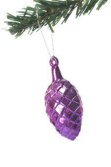 Free Christmas Object Hanging Stock Image - 3399571