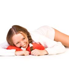 Free Smiling Girl Stock Photography - 3399662