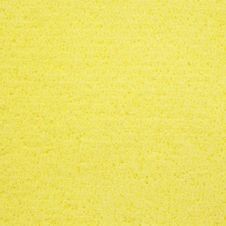 Yellow Sponge Rubber Texture Stock Images
