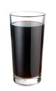 Free Glass Of Cherry Juice Royalty Free Stock Image - 33917236
