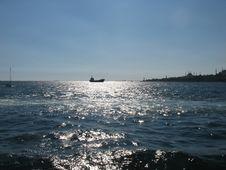Free Bosphorus Evening Stock Images - 33910304