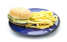 Free Hamburger Stock Photos - 33914003