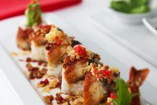 Free Luxury Sushi Royalty Free Stock Image - 33916446