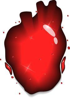 Free Heart Splash Stock Photos - 33934273