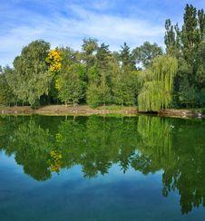 Free Lake Royalty Free Stock Image - 33934526