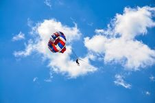 Free Parachute Stock Photography - 33936832