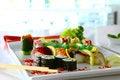 Free Luxury Mixed Sushi Stock Images - 33943564