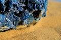 Free Blue Desert Rose 3 Stock Images - 33949714