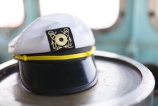 Free Marine Sailor Hat Royalty Free Stock Images - 33941489