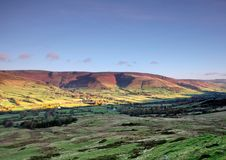 Free A View Of The Edale Valley Royalty Free Stock Photos - 33941818