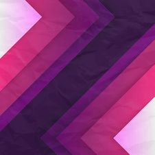 Free Abstract Purple And Violet Triangle Shapes Backgro Royalty Free Stock Photography - 33947507