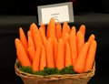 Free Fresh Carrots. Royalty Free Stock Photos - 33950048