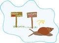 Free A Digital Art Of Snail Stock Photos - 33955303