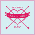 Free Greeting Card For Valentines Day. Simple Stock Photos - 33959643