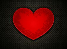 Free Red Heart Stock Images - 33958104