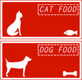 Free Set Background For Pet Food Royalty Free Stock Image - 33967186
