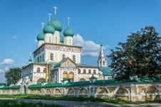 Free Voskresensky Cathedral Stock Image - 33963691