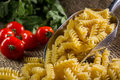 Free Raw Pasta Stock Photography - 33971222