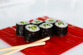 Free Maki Sushi Royalty Free Stock Photos - 33973728