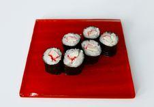 Free Maki Sushi Stock Images - 33973894