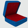 Free Gift Box For The Ring Royalty Free Stock Image - 33983926