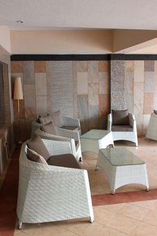 Free Hotel Lobby Stock Image - 33982361