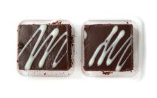 Browny Cake Royalty Free Stock Photos