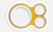 Free Circle Box For Text Royalty Free Stock Image - 33985496