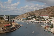 Free Balaklava Bay, Sevastopol Royalty Free Stock Photography - 33987567