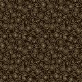 Free Simple Swirl Seamless Pattern Royalty Free Stock Photography - 33995717