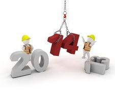 Free Happy New Year! Stock Image - 33993321