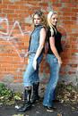 Free Rock Chicks Stock Photos - 341093