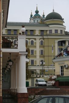 Free Office Centre In Kiev Stock Image - 341591