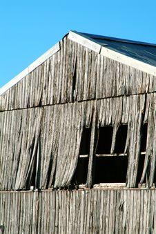 Free Old Barn Royalty Free Stock Photo - 342985