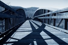 Free Bridge Royalty Free Stock Image - 343306