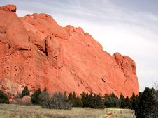 Free Garden Of The Gods 2 Stock Photos - 344003