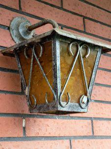 Free Lamp Royalty Free Stock Image - 345886