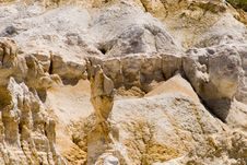 Paint Mines 1 Royalty Free Stock Images