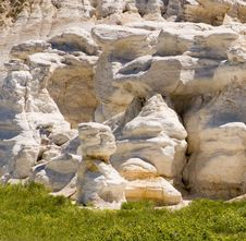 Paint Mines 2 Stock Photo