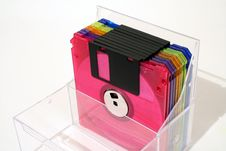 Free Floppy Disks Stock Photos - 346843