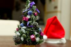Free Christmas Tree Stock Photo - 347010