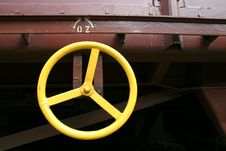 Free Train Detail 2 Stock Photos - 347413